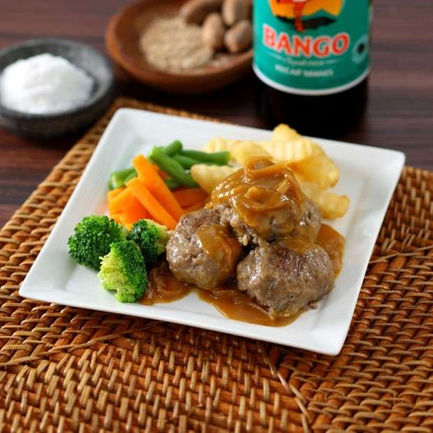 Steak Bakso
