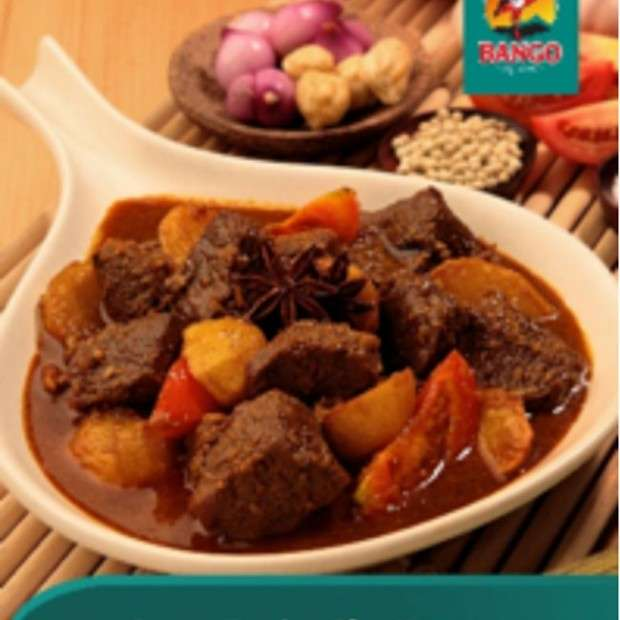 Semur Daging Plus Kentang