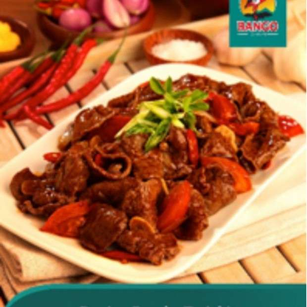 Daging Bumbu Teriyaki